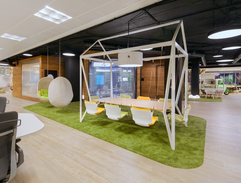 Madrid cbre for Oficinas de ups en madrid